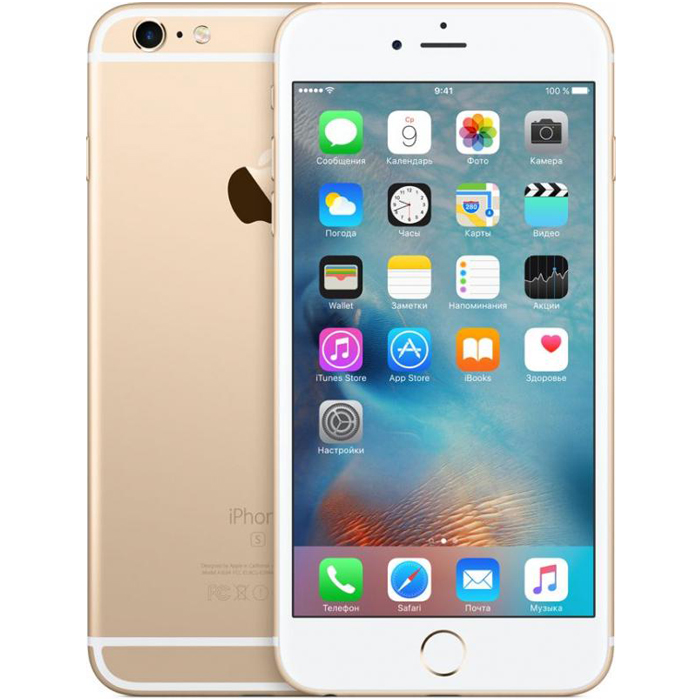 Apple iPhone 6s Plus 32Gb Gold (MN2X2RU/A)
